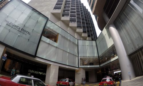 プリンスホテル マルコポーロ