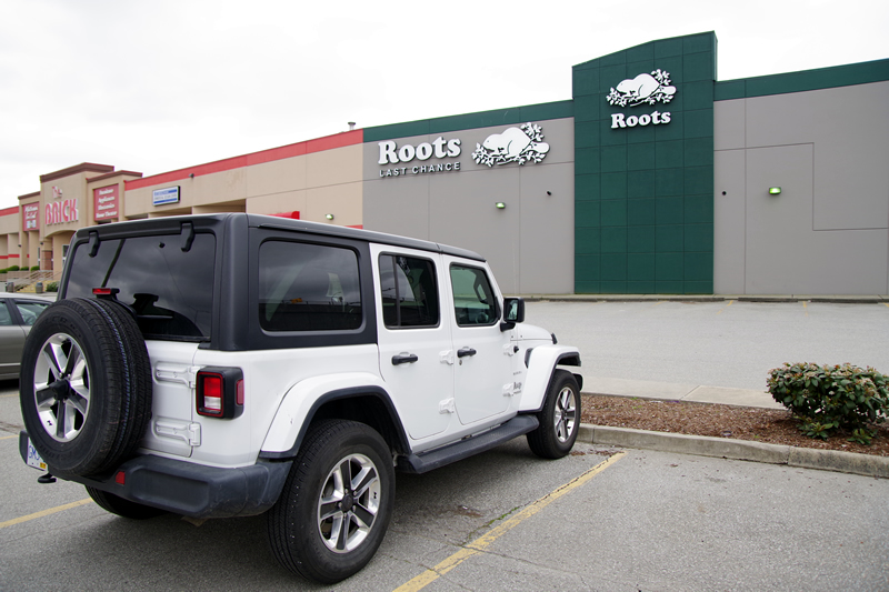 JEEP Wrangler & Roots