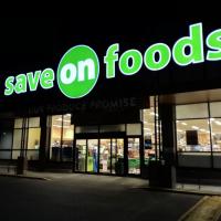 スーパー save on foods