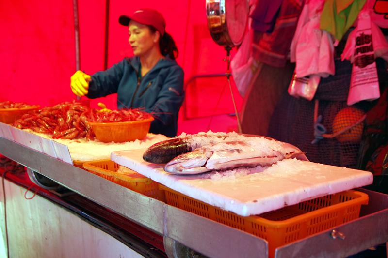 魚市場 スティーブストン
