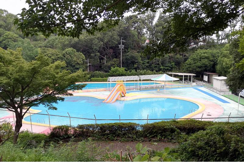 浜松城公園児童プール