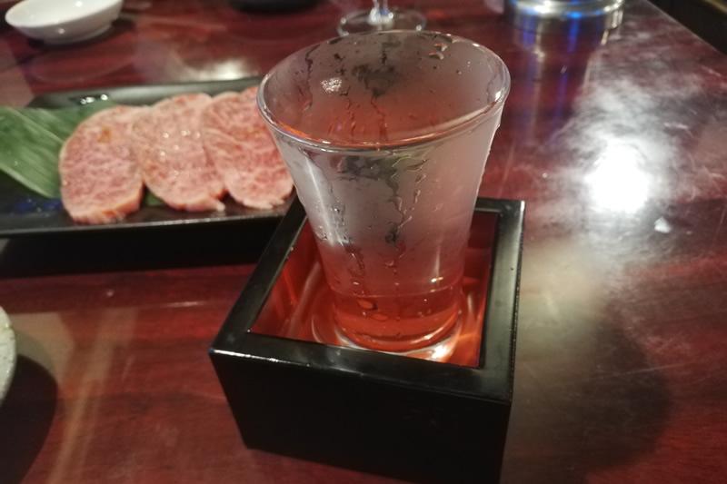 焼肉えん 日本酒