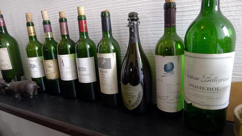 本格新中国料理ムーラン ワイン