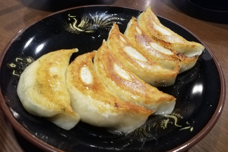 荻窪ラーメン十八番 手作り餃子