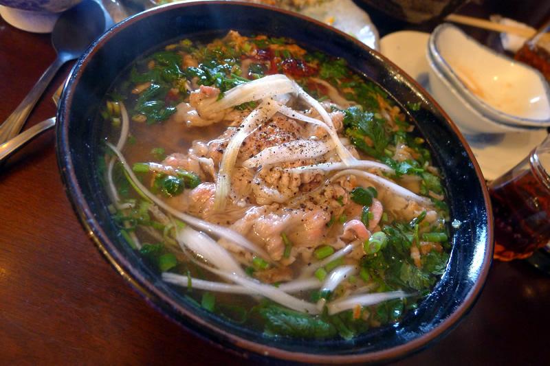 ベトナムキッチン 牛肉のフォー
