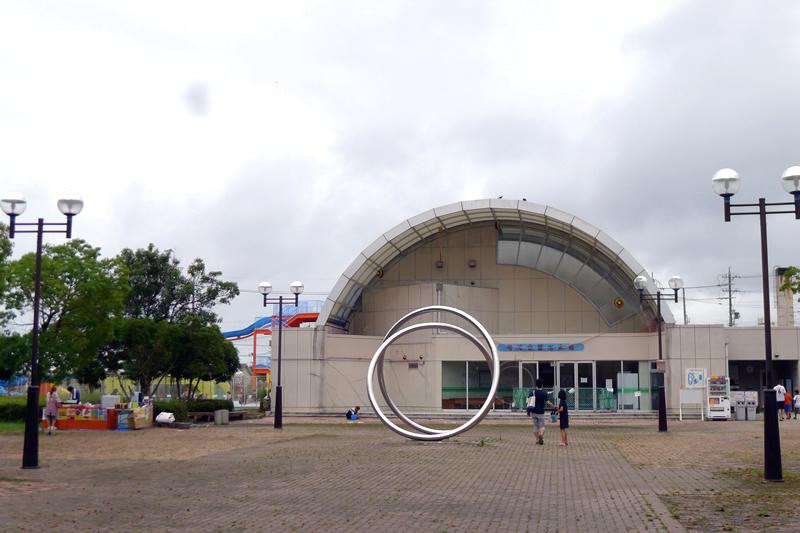 可美公園水泳場